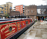 photo of our canal boats